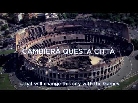 Alitalia al fianco di Roma per il sogno olimpico