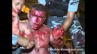 Борцуха против Полицая  Беспорядки в Бразилии