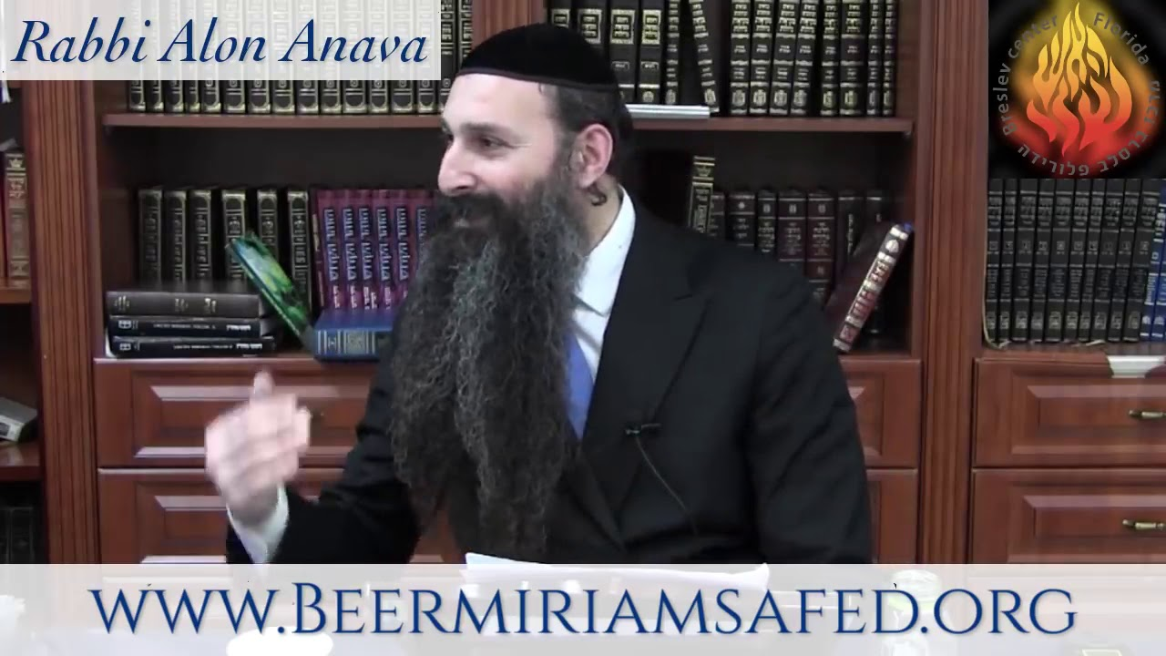 The secrets to win your Yetzer Harah can be found in Pesach   Rabbi Alon Anava