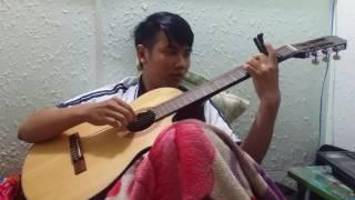Khi giấc mơ về - guitar solo