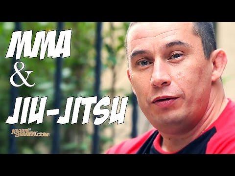 Jiu-Jitsu Brésilien & MMA : La Face Cachée D'un Combattant