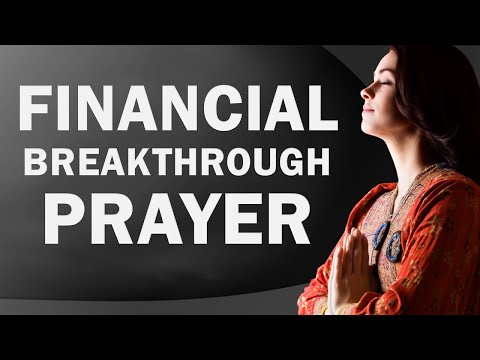 YOU NEED PRAYERS IN TIMES OF FINANCIAL DIFFICULTIES