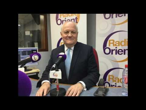 François Asselineau sur Radio Orient - 10 avril 2017