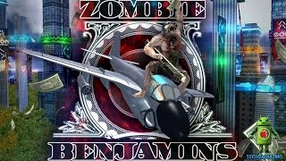 Zombie Benjamins iOS Gameplay HD