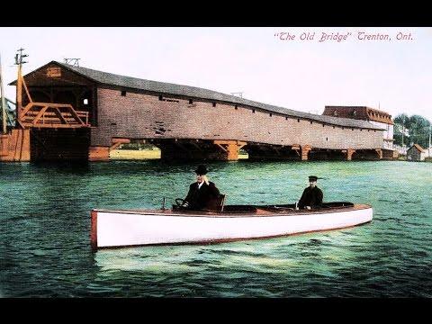 Old Scenes of Trenton, Ontario