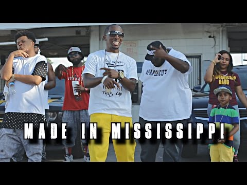 Made In Mississippi [Official Video] (Shot By P.A.C)