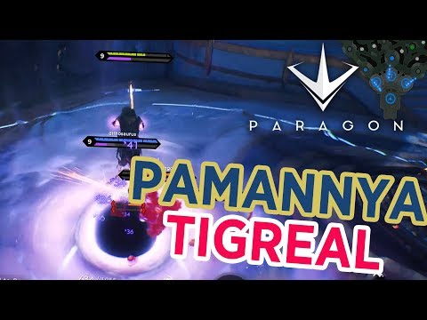 MOBA Kok Third Person? Tapi Keren! - Paragon Gameplay Indonesia
