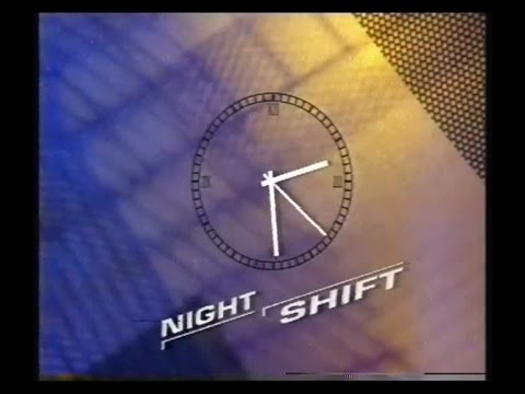 Tyne Tees - Night Shift Continuity & Adverts - 1994
