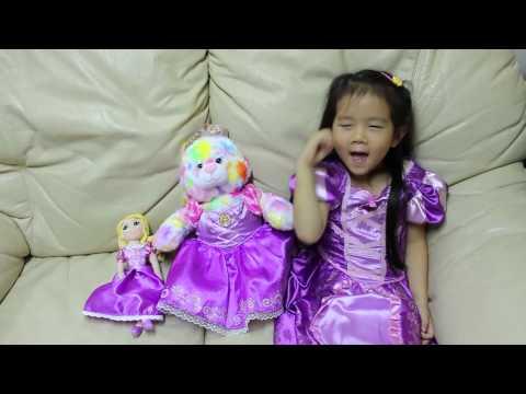 เด็กจิ๋วกับตุ๊กตาราพันเซล [N'Prim W227]