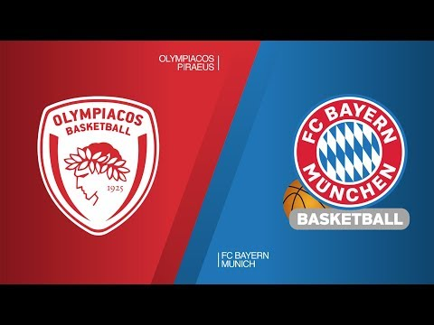 Olympiacos Piraeus - FC Bayern Munich Highlights | Turkish Airlines EuroLeague RS Round 27