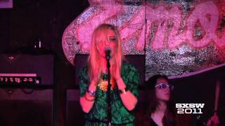 "Austra - ""Beat and the Pulse"" 