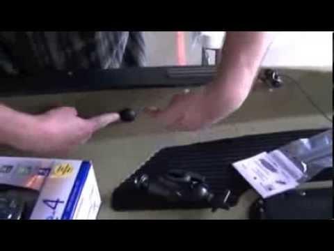 Installing a Fishfinder on a Hobie Pro Angler 14
