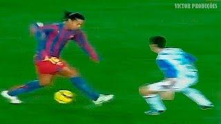 Ronaldinho Gaúcho ● Tempos Mágicos ● Dribles & Truques ● HD