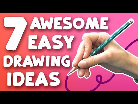 7 Things To Draw When You Re Bored