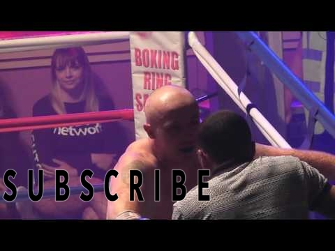 Swindon Fightclub Jamie Knee Vs Jason Green