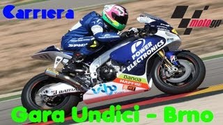 MotoGP 13 PC - Gameplay ITA - Carriera Classe MotoGP Difficoltà DIFFICILE - Gara #11