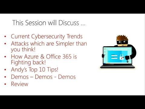 Defense against the dark (cloud) arts: Azure security deep dive (Repeat) | BRK3210R