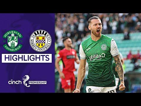 Hibernian St Mirren Goals And Highlights