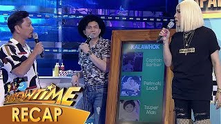 Funny and trending moments in KapareWho | It's Showtime Recap | March 14, 2019