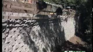 Rockwood - Installazione sulla strada Provinciale Campanella - Valdagno (VI)