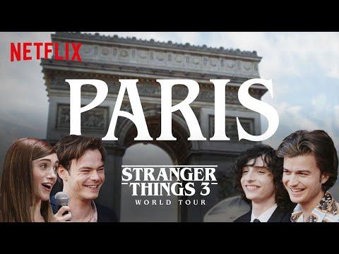 Stranger Things 3 World Tour   Paris   Episode 5