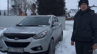Тест драйв Hyundai ix35 Объективный тест