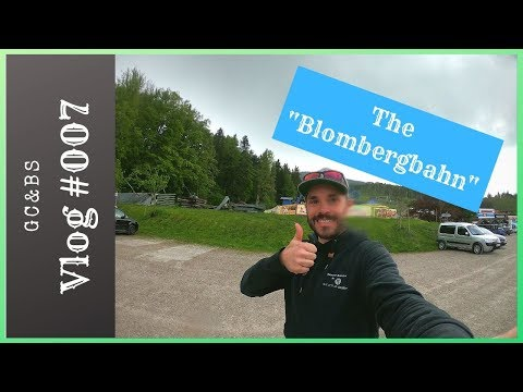 Things To Do In Bavaria Episode 001 - The Blomberg Summer Toboggan