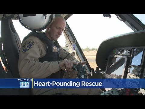 Paramedic Recalls Saving Wounded Nevada County Search And Rescue Volunteer
