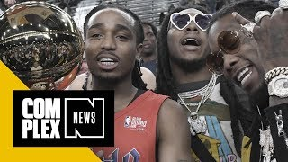 Migos' Quavo Takes MVP in the 2018 NBA All-Star Celebrity Game