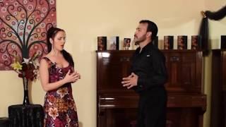 Boleos Milongueros Dinamicos Lesson Georgina y Oscar Mandagaran