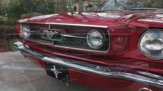 1965 Mustang Convertible for sale 847-774-4857