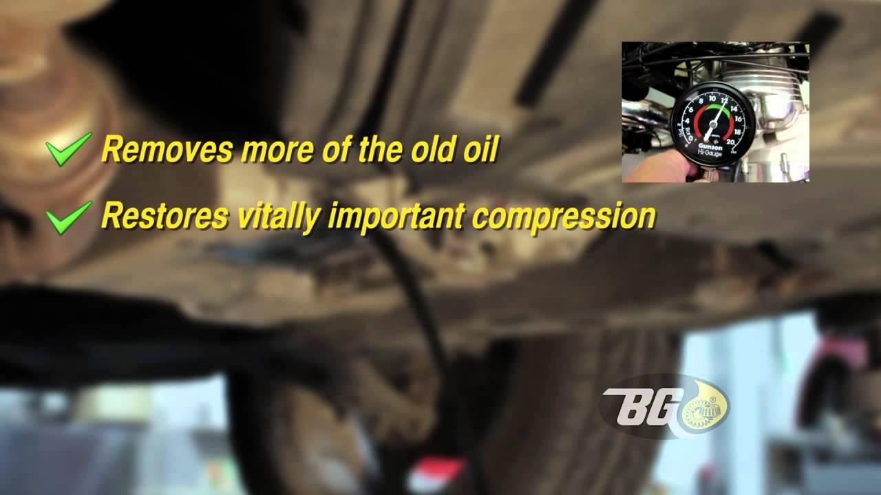 BG Products Performance Restoration