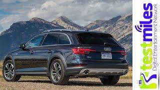 2017 Audi Allroad : First Drive