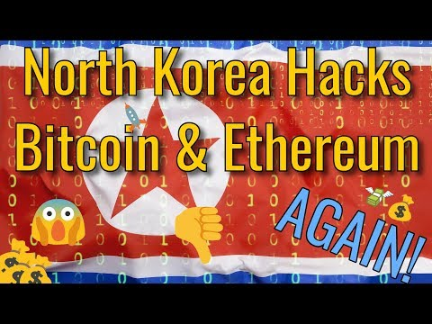 North Korean Hackers Target South Korean Ethereum Exchanges! ~ Hacker Daily 9/15/17