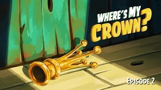 Where's My Crown? | Angry Birds Toons – Ep 2, S 1