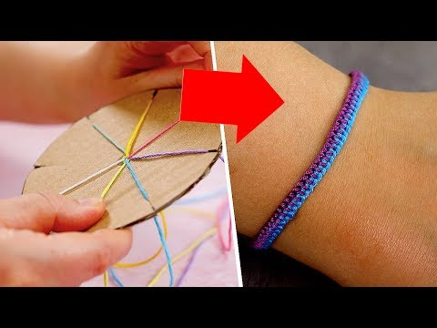 DIY Friendship Bracelets for Beginners