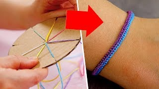 Diy Friendship Bracelets For Beginners