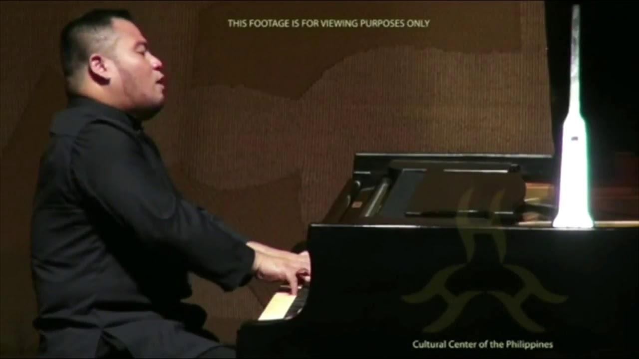 Oliver Salonga   Liszt, Rapsodie Espagnole