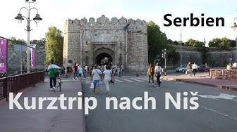Die Highlights von Nis - Serbien