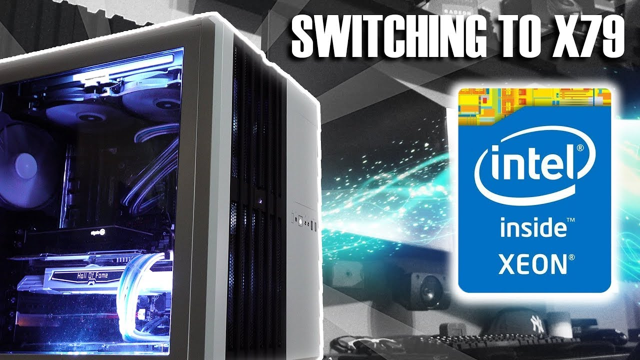 'UPGRADING' From Z370 To X79   Elgato 4K PRO Capture Card on X79!?