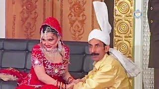 Best of Iftikhar Thakur | Naseem Vicky - Funny Stage Drama Clip
