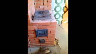 видео Печи с теплообменником