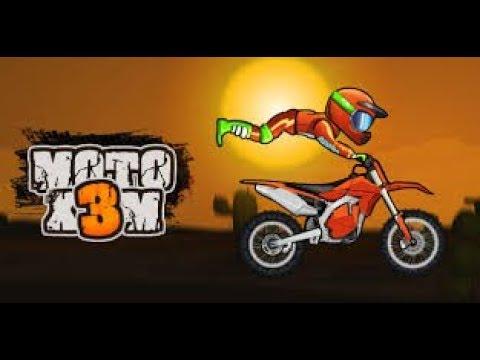 Moto X3M 3: Lái xe máy vượt địa hình – Game world