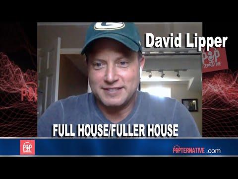 David Lipper talks