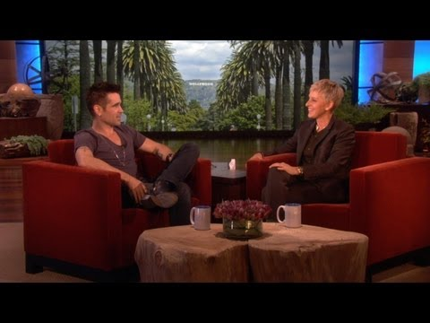 Download Youtube: Colin Farrell's Girlfriend Search