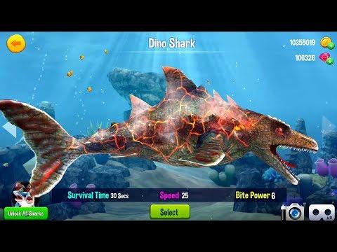 Double Head Shark Attack Dino Shark Android Gameplay