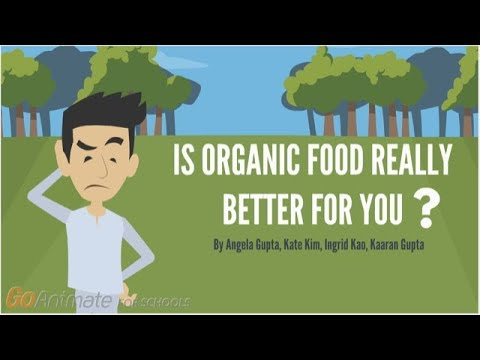 Is Organic Food Really Better For You?