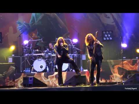 Helloween - Waiting for the Thunder - Live @ Hellfest 2013