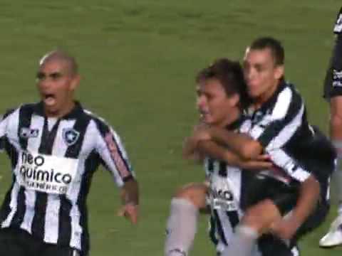 GOLS - Botafogo 2 x 0 Vasco - Final Taça Guanabara 2010 - El Loco Abreu e Fabio Ferreira