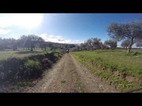 MTB hill descent  vilarinho do monte - regodeiro - belavista/sialnor btt racing team